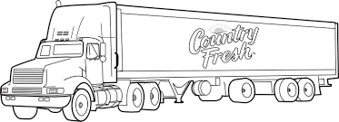 Small Picture Big Rig Truck Coloring Pages And Mack glumme