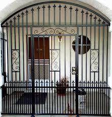 front door gateFront Doors Appealing Security Gate For Front Door Security