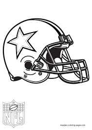 Nfl Logos Colouring Pages Page 3 Football