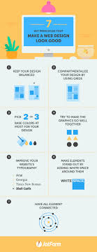20 Rules Of Good Web Design 7 Key Principles That Make A Web Design Look Good The