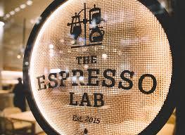 Espresso Lab Dubai Design District The Espresso Lab On Behance