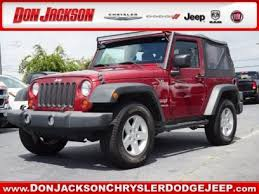 used 2018 jeep wrangler sport
