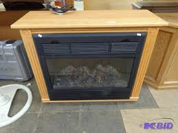 heat surge electric fire place model adl 2000 north auctions september consignment auction k bid