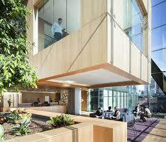 telus garden offices office mcfarlane. Courtesy Of Office Mcfarlane Biggar Architects + Designers Inc. \u2013 Photography: Andrew Latreille Telus Garden Offices E