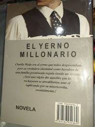 Maybe you would like to learn more about one of these? Libro El Yerno Millonario Novela Completa Nuevo Mercado Libre