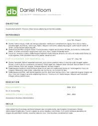 modern resume templates in word •  personal brand