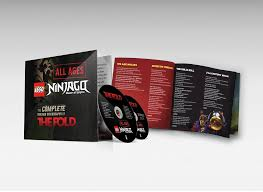 All Ages: Lego Ninjago: Masters of Spinjitzu: The Complete Ninjago  Discography of The Fold Archives - RegularCapital