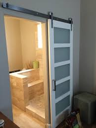 modern glass barn door. Customer Action Shots Of Barn Door Hardware - Sliding Doors, \u0026 More | Rustica Modern Glass O