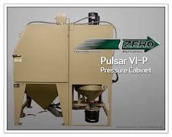 Clemco Industries Blast Cabinets Pulsar Vi P Pressure Blast System Florida Silica Sand Company