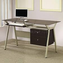 office desk metal. Used Office Furniture Metal Desk And Wood Home Cabinets