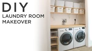 laundry furniture. DIY Laundry Room Makeover Furniture E