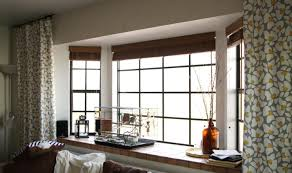 curtains square bay window startling delightfully