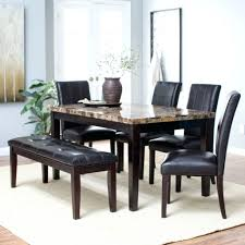set of 6 black dining room chairs dining room chair covers set of 6 full size of kitchendining room furniture farmhouse dining table small dining room