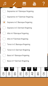 2d Recorder Fingering Chart App For Iphone Free Download