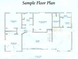 Draw My Own Floor Plans | House Plans Home Floor Plans Architectural  Designs - Free Funny