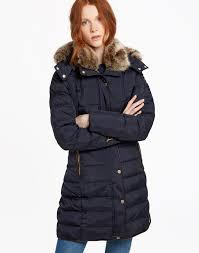 caldecott padded coat