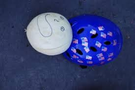 easy science fair projects for kids parenting helmet crash test