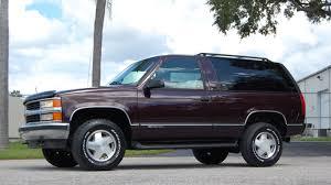 1997 Chevrolet Tahoe   K24   Kissimmee 2017
