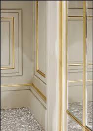 beautiful wall paneling design