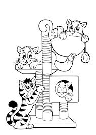 Schattige Katjes Kleurplaten Kids N Fun De 68 Ausmalbilder Von Katze