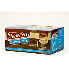 rust oleum stoneffects protective high gloss countertop coating lowe s canada