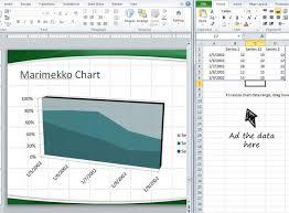 Marimekko Charts Powerpoint