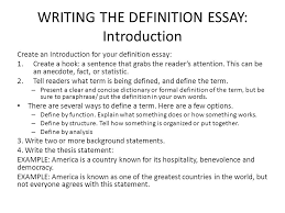agenda essay prompt and instructions page rubric  8 writing the definition