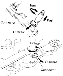 Repair guides gasoline fuel injection systems sequential multi