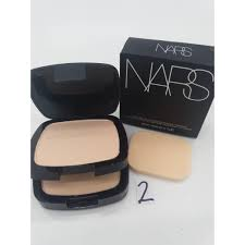 value two way cake nars cosmetics makeup double layer oil control