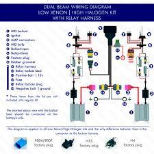 wiring diagram h6054 circuit diagrams H4 Halogen Headlight Wiring Diagram High Low Beam