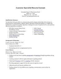 Sample Resume For Customer Service Representative Telecommunications Telecommunications Specialist Job Description Template Templates 24