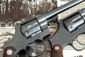 american handgunner the long vs the