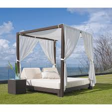 Anibal Outdoor Daybed with Canopy LO-22880