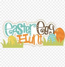 Easter Egg Hunt Transparent Png Image With Transparent
