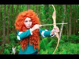 disney 39 s brave merida makeup tutorial