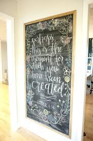 big chalkboard wall decal framed magnetic chalkboard magnetic chalkboard  frame framed magnetic chalkboard wall decals