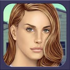 play true make up game lana del ray edition