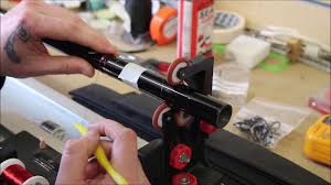 ROD BUILDING WITH AARON INSLEY - YouTube