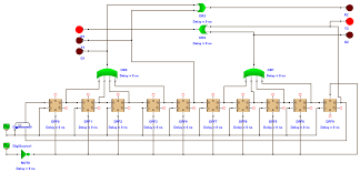 traffic light wiring diagram wiring diagram and hernes circuit diagram of traffic light controller using 8051