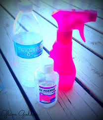 diy makeup setting spray for oily combo skin