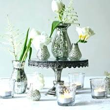 tall mercury glass vases for ideas about vase captivating wedding
