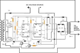 grid tie inverter circuit diagram comvt info Grid Tie Inverter Wiring Diagram wiring diagram for 3 way switch designing a grid tie inverter circuit, wiring circuit grid tie inverter circuit diagram