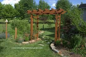 japanese garden arbor plans fl