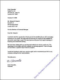 Typing Business Letter Types Of Business Correspondence