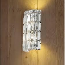 glam lighting. anjali 2light wall sconce glam lighting m