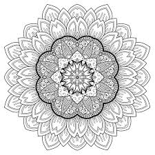 Small Picture High Resolution Coloring Design for Stress Relief Free Download