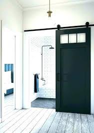 frosted glass barn door style interior doors for canada frosted glass barn door canada