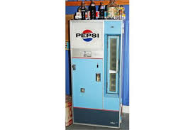 Lacrosse Vending Machine Beauteous Lacrosse Upright Pepsi 48₵ Vending Machine From Skelly's