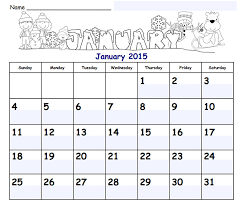 Fillable Calendars 2015 24 Best Editable Calendar Templates 2019 Designs Free Premium
