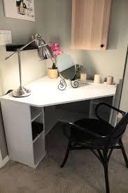 79 inspiring small white desk ikea home design